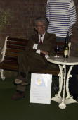British Carlton Television chairman Michael Green attends the 10th anniversary party for the television programme GMTV held at Madame Tousseaud's on...