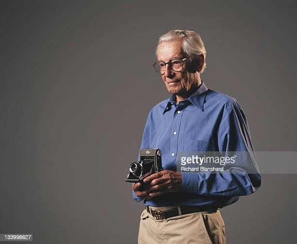 British cinematographer and film director Guy Green BSC circa 1990