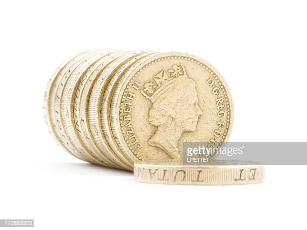 British monedas