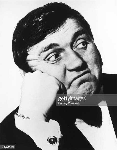 British comedian and writer Les Dawson 1973