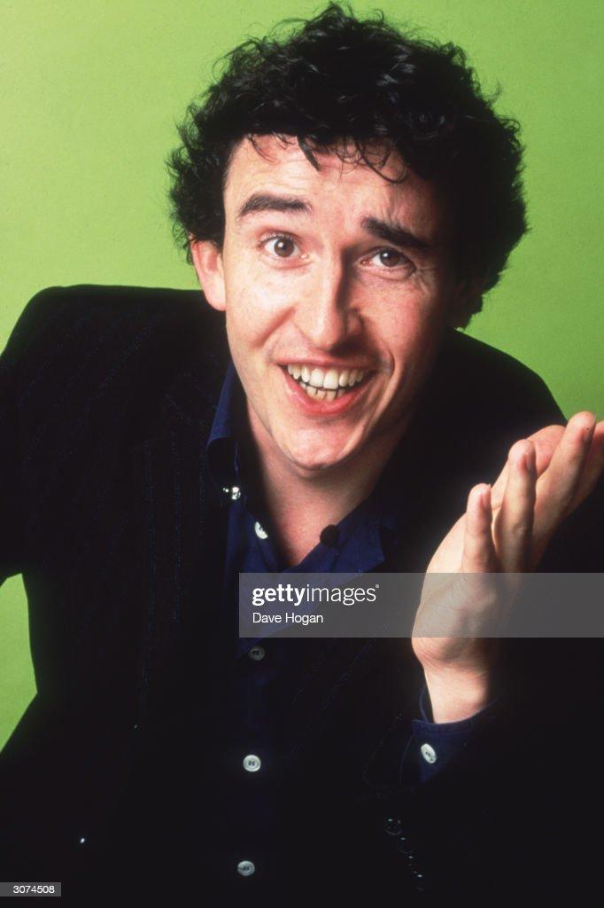 British comedian Steve Coogan, circa 2000.