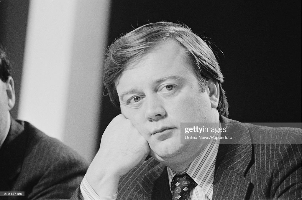 British Conservative Party politician and Transport Minister Kenneth Clarke pictured at the Conservative Party Conference in Blackpool on 14th...