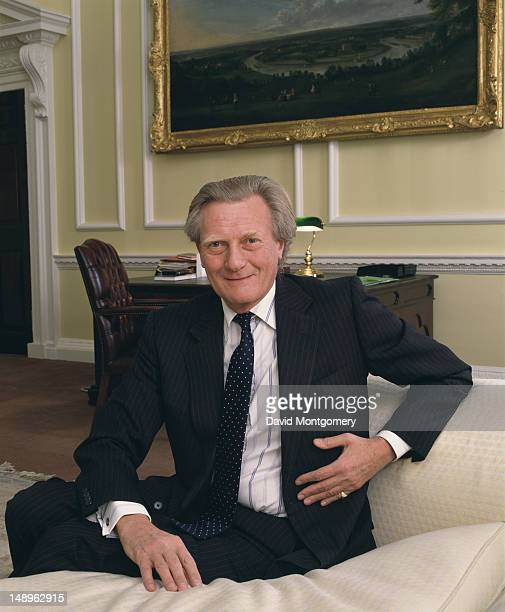 British Conservative Party politician Michael Heseltine 13th December 1995