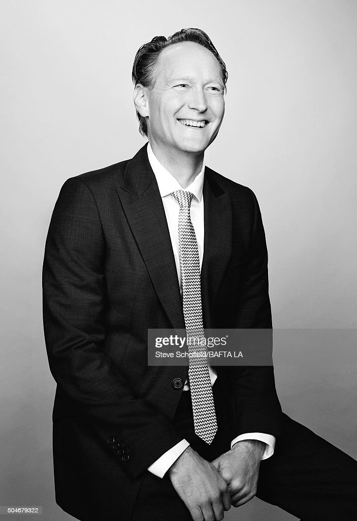 British Consul General Chris O'Connor poses for a portrait at the BAFTA Los Angeles Awards Season Tea at the Four Seasons Hotel on January 9, 2016 in Los Angeles, California.