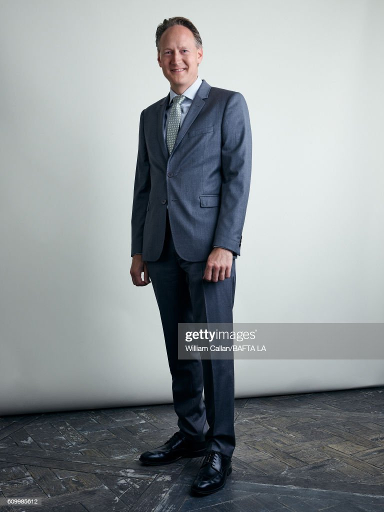 British Consul General Chris O'Connor poses for a portrait BBC America BAFTA Los Angeles TV Tea Party 2016 at the The London Hotel on September 17, 2016 in West Hollywood, California.