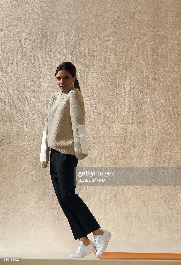 Victoria Beckham - Runway