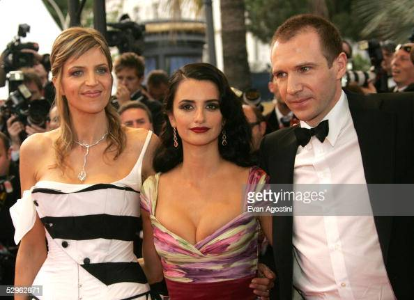 British director Martha Fiennes actress Penelope Cruz and actor Ralph Fiennes attend the Closing Ceremony and premiere of 'Chromophobia' at the...