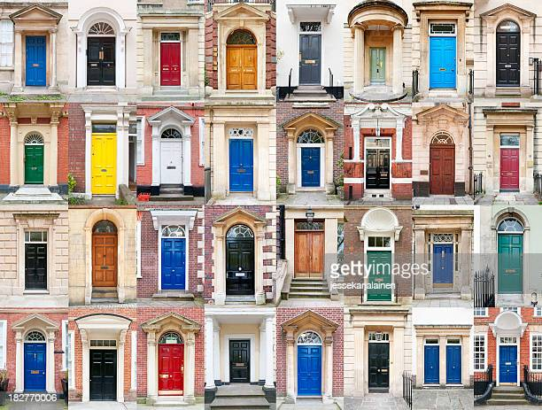 英国のドア