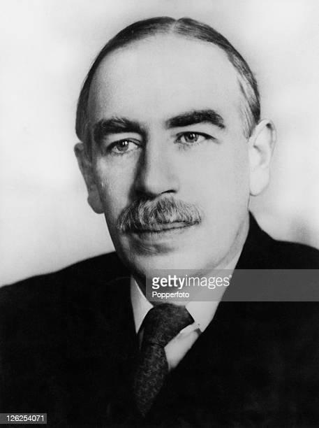 British economist John Maynard Keynes circa 1940