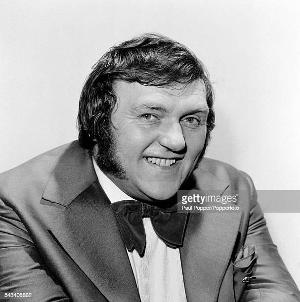 British entertainer and comedian Les Dawson circa 1974