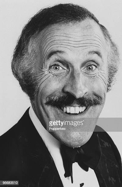 British entertainer Bruce Forsyth circa 1985