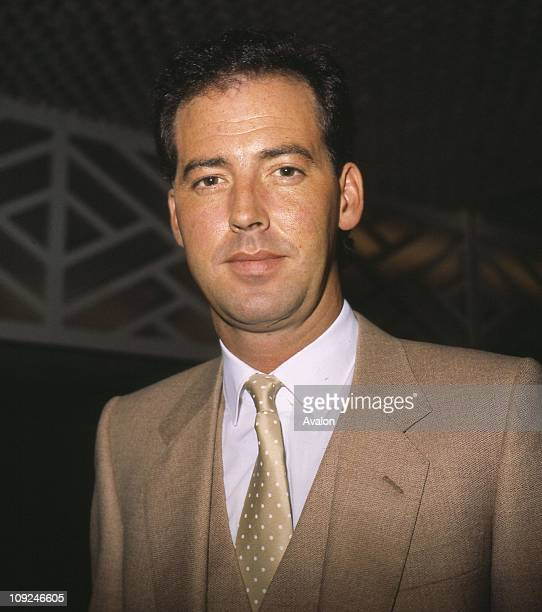 British Entertainer Michael Barrymore