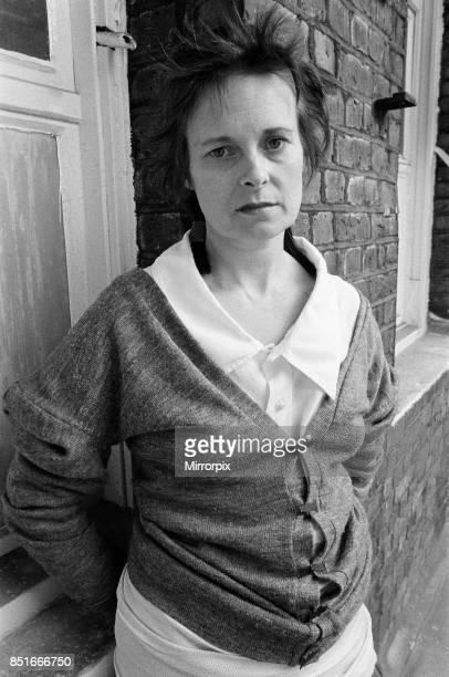 British fashion designer Vivienne Westwood 28th April 1983