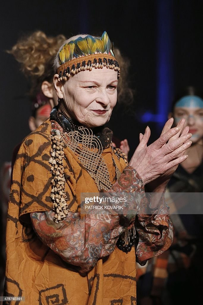 vivienne westwood designer report Vivienne westwood, the grande dame of fashion, married to a man 25 years her junior, is launching her 'manifesto' she tells carole cadwalladr about the evils of.