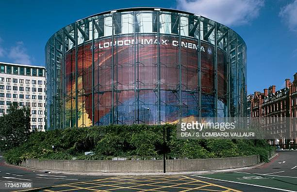 British Film Institute London Imax design by Bryan Avery London Greater London England