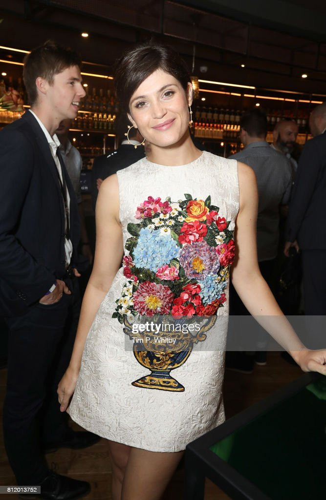 Gemma Arterton Attends Opening Night Of The Relaunch Of State-of-the-art Vue Entertainment Venue In London's West End