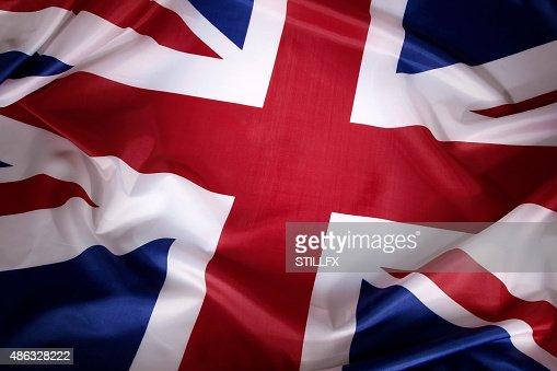 British flag : Stock Photo