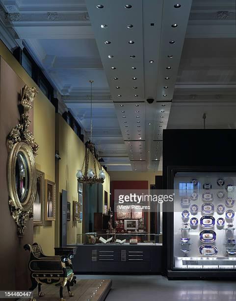 British Galleries Victoria And Albert Museum Vanda London United Kingdom Architect Casson Mann British Galleries Victoria And Albert Museum Vanda...
