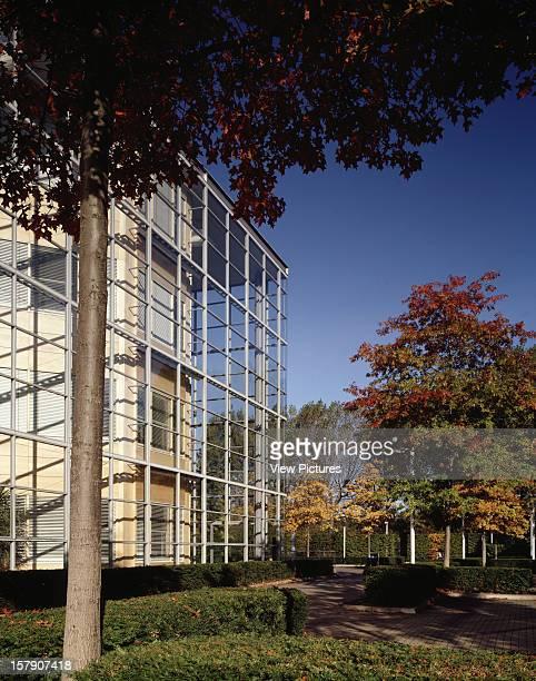 British Gas Uxbridge United Kingdom Architect Interior Architects Plc British Gas Exterior Detail