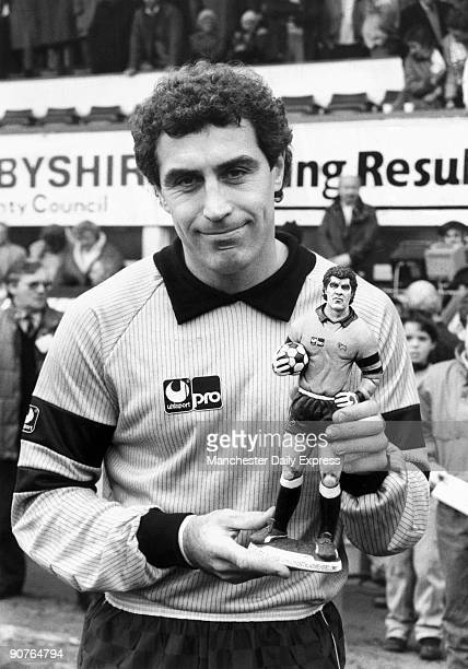 British goalkeeper Shilton was named Daily Star Player of the Month award for November while playing for Derby County Shilton made his debut at...