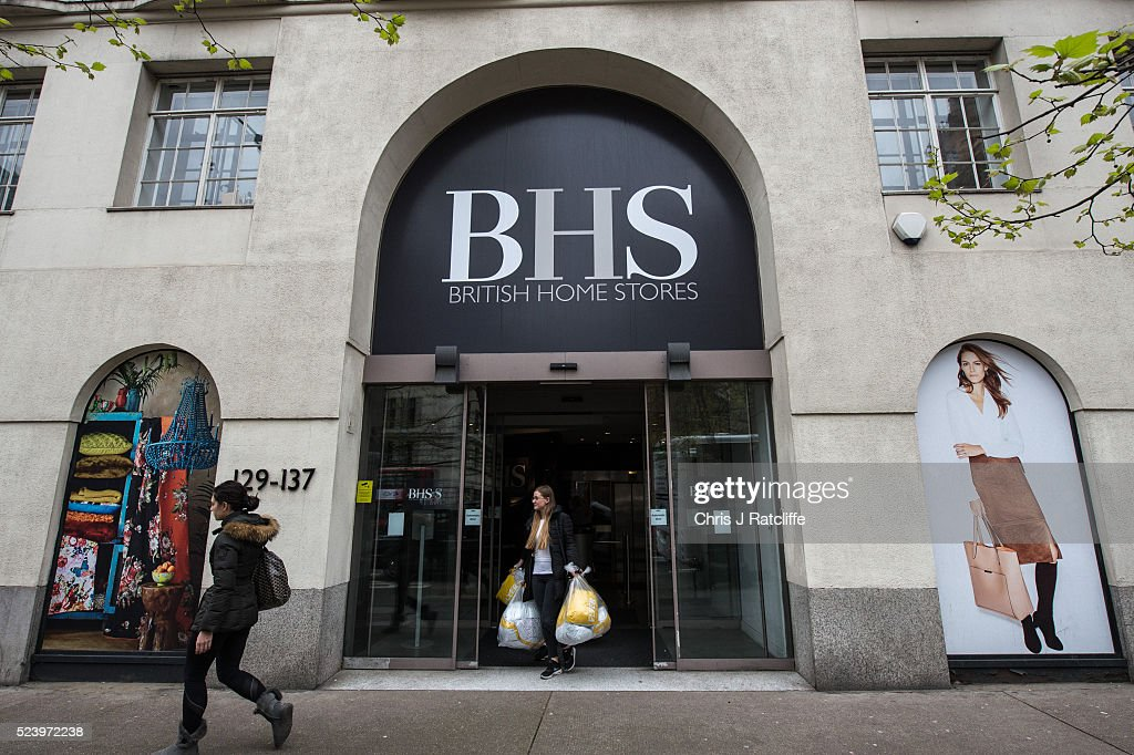 BHS Job Application