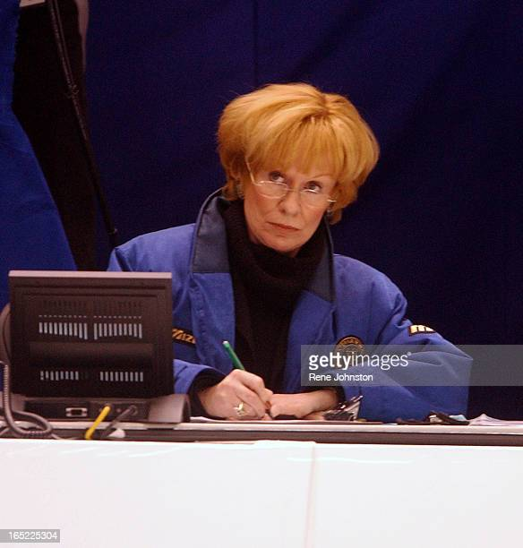 RPJ British judge Sally Anne Stapleford judges at the Olympic Mens' Free Skate event tonight She says according to CBC TV she heard French skating...