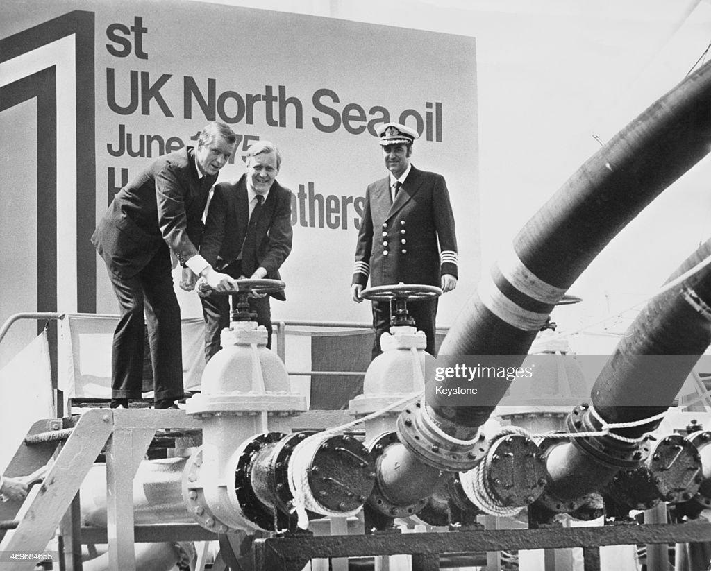 North Sea Oil: In Profile