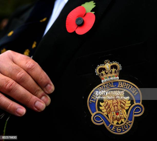 British Legion members attend Gloucester Crown Court wherer former vicechairman Edward Portlock was granted six months to pay back the money he stole...