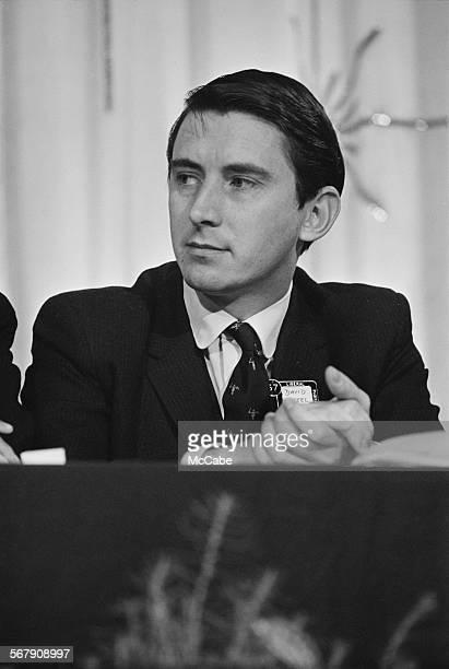 British Liberal Democrat politician David Steel at the Liberal Democrat Party Conference 1967