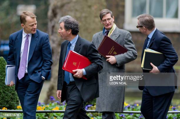 British Minister of State for Schools and the Cabinet Office David Laws Minister for Cabinet Policy Oliver Letwin Attorney General Dominic Grieve and...