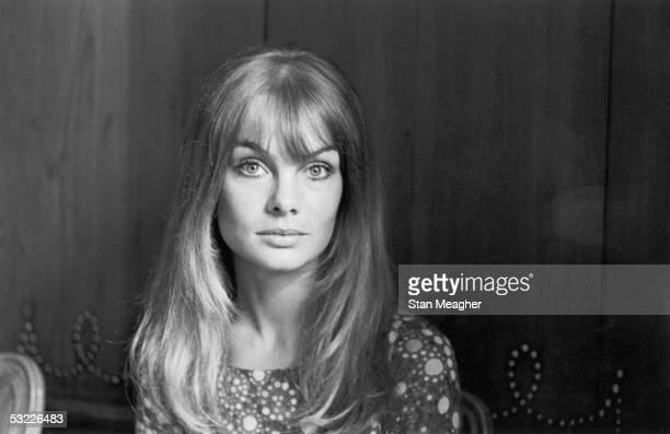 British model Jean Shrimpton 12th July 1966