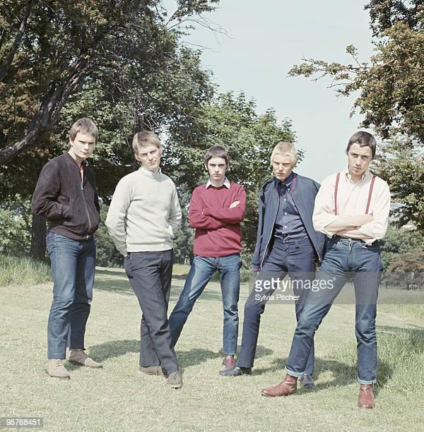 British mod/soul band Neat Change circa 1967