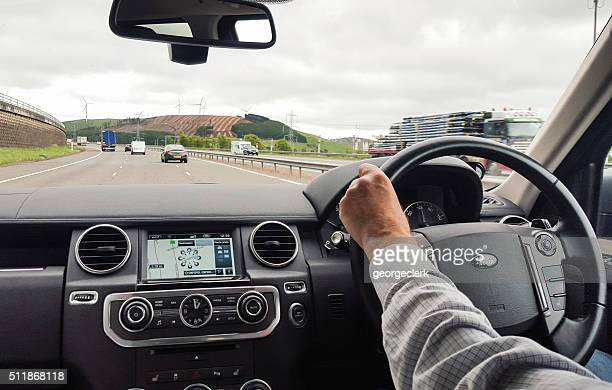 British Motorway Driving