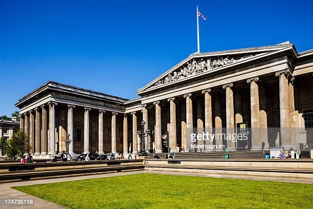 British Museum, the exterior