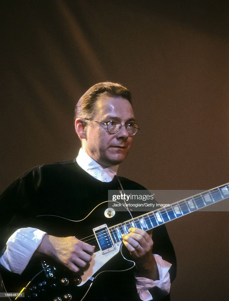 robert fripp at winter garden pictures getty images