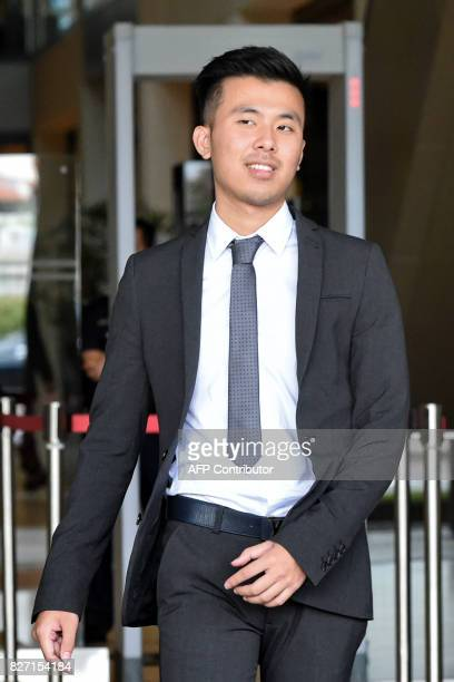 British national Khong Tam Thanh one of the three British men accused of gangraping a 23yearold woman while visiting Singapore for a stag party...