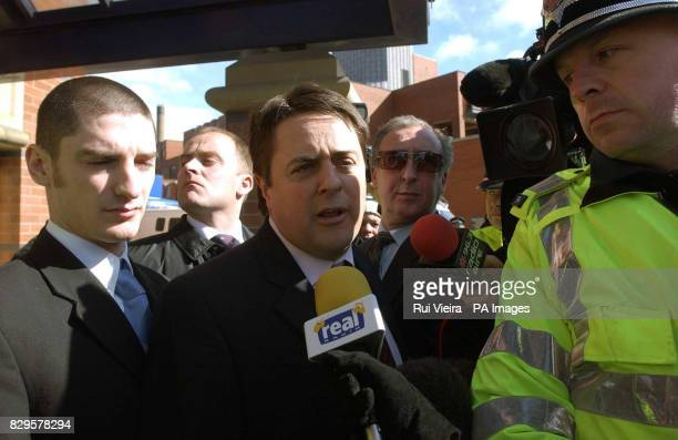 British National Party leader Nick Grifffin and Mark Collett were bailed after appearing charged with four race hate offences Griffin was charged by...