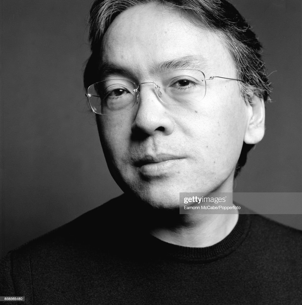 British novelist Kazuo Ishiguro, London, circa 2005.