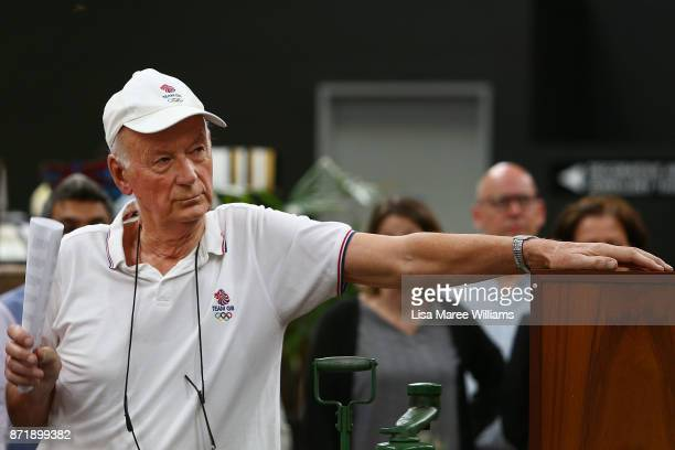 British Olympic Fencer Richard Oldcorn purchased Michael Diamond's 2000 Olympic Gold Medal for $72000 during a auction at Lawsons Auctioneers on...
