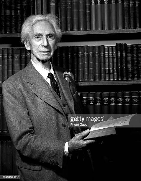 response to bertrand russel s I have so far not encounter sound response to this criticism most common  response is citing marx's later work, such as the third volume of the.