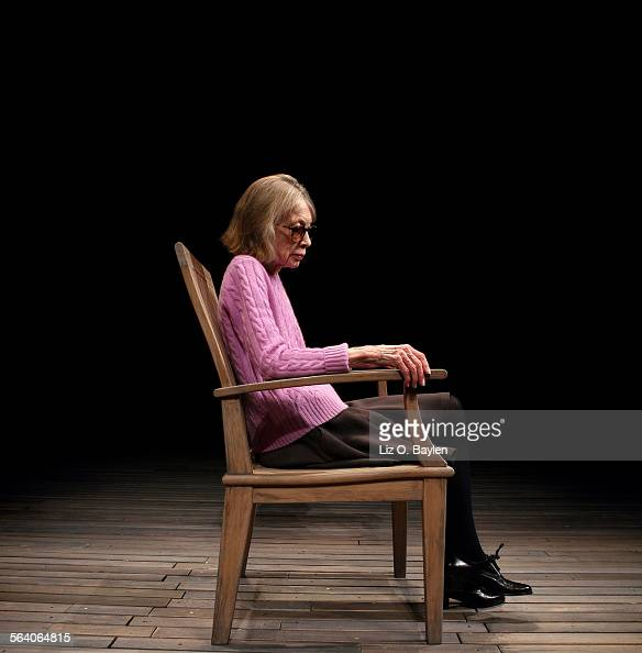 British playwright David Hare directs Joan Didion's 'The Year of Magical Thinking' which is Didion's account of living through the sudden death of...