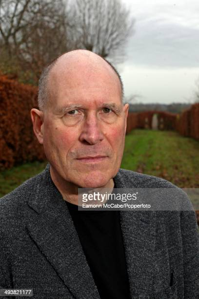 British playwright novelist and screenwriter William Nicholson at his home near Lewes East Sussex 13th December 2012