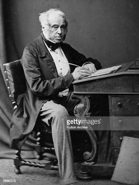 British politician and Prime Minister Henry Temple Palmerston 3rd Viscount Palmerston