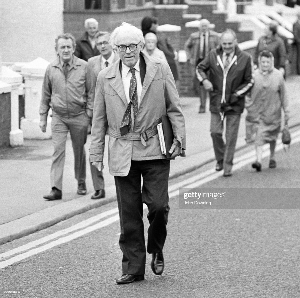 Image result for michael foot 1986