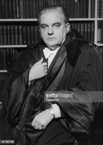 British politician Robert Boothby Baron Boothby March 1961