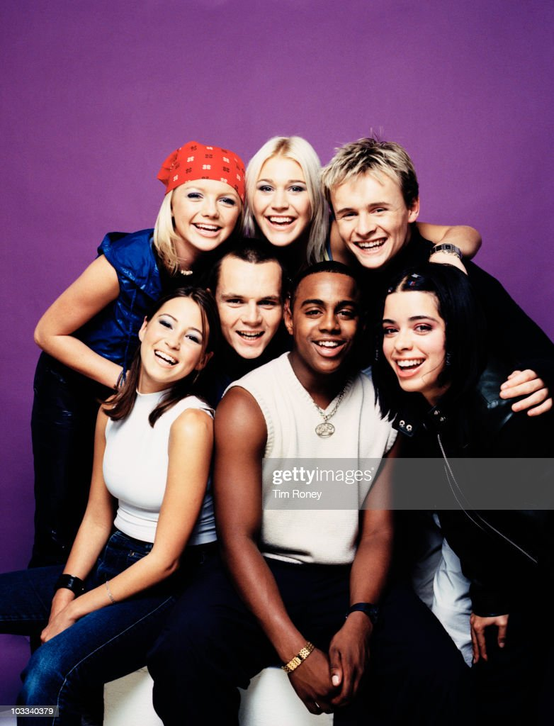 S Club 7 Reuniting After Eight Years