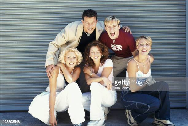 British pop group Steps circa 1998 Clockwise from top left Lee LatchfordEvans H Claire Richards Lisa ScottLee and Faye Tozer
