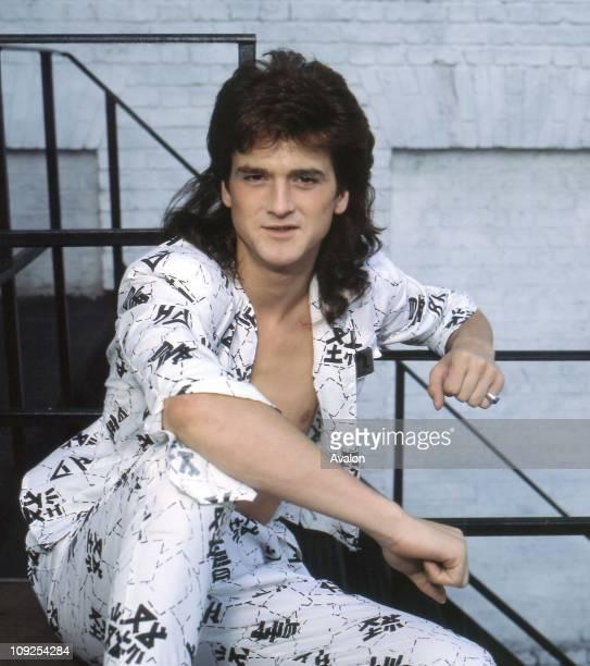 British Pop Singer Les Mckeown Former member of 'Bay City Rollers