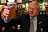 GBR: Britain's PM Johnson Campaigns For Re-Election