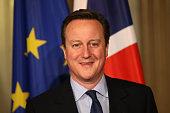 David Cameron Attends Matthiae-Mahl In Hamburg